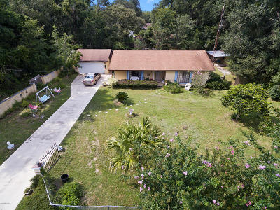 Summerfield Single Family Home For Sale: 8565 SE Highway 42