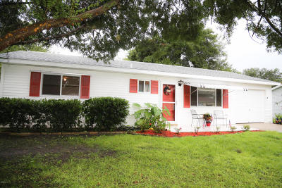 Ocala Single Family Home For Sale: 10927 SW 77th Court