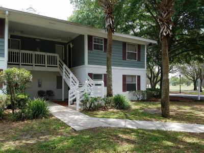 Ocala Condo/Townhouse For Sale: 8210 Fairways Circle #B201