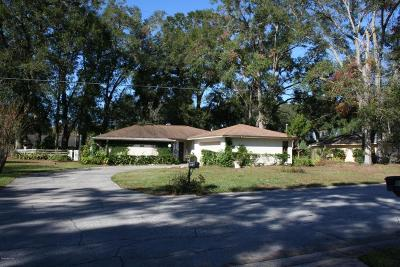 Ocala FL Single Family Home For Sale: $144,900