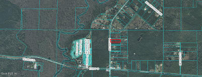 Silver Springs FL Residential Lots & Land For Sale: $36,000
