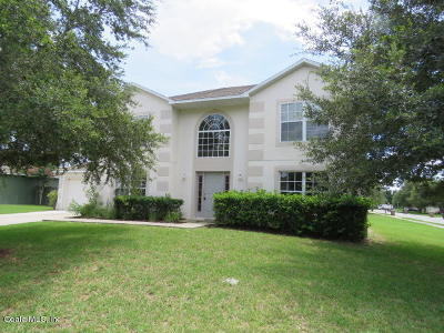 Ocala Single Family Home For Sale: 4530 SE 27th Street