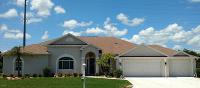 Ocala FL Single Family Home For Sale: $299,900