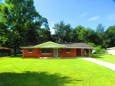 Ocala FL Single Family Home For Sale: $110,000