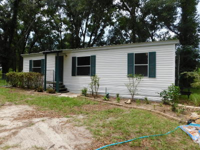 Citrus County, Levy County, Marion County Rental For Rent: 1181 NE 132nd Place