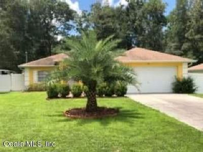 Citrus County, Levy County, Marion County Rental For Rent: 5382 NW 55th Place