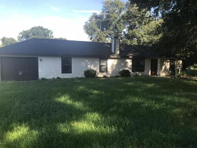 Citrus County, Levy County, Marion County Rental For Rent: 2550 SW 105th Street