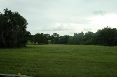 Ocala Residential Lots & Land For Sale: NW 95th Avenue Road