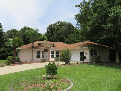 Ocala Single Family Home For Sale: 11459 SW 82nd Court Road