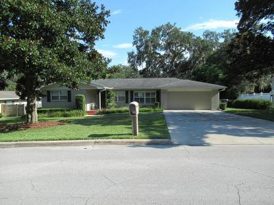 Ocala Single Family Home For Sale: 1234 SE 14th Street
