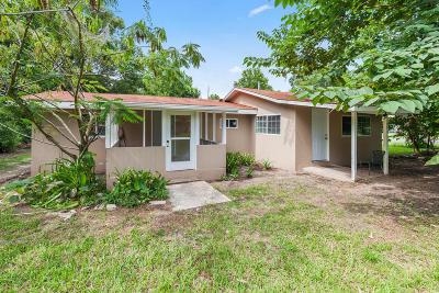 Ocala Single Family Home For Sale: 1899 NE 24th Street