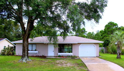 Ocala Single Family Home For Sale: 8770 SE 87th Terrace