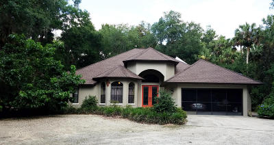 Ocklawaha Single Family Home Pending: 17491 SE 34th Lane Lane