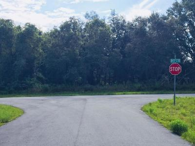Ocala Residential Lots & Land For Sale: SW 55th Court Road