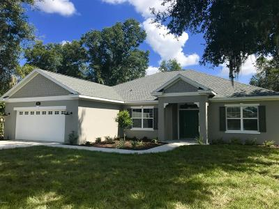 Ocala Single Family Home For Sale: 920 NW 45 Place