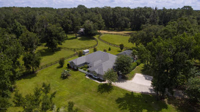 Ocala Farm For Sale: 52 Lake Wood Circle