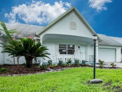 Ocala Single Family Home For Sale: 8426 SW 92nd Lane #B