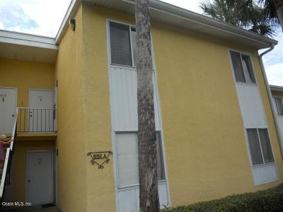 Ocala Condo/Townhouse For Sale: 551 Fairways Drive