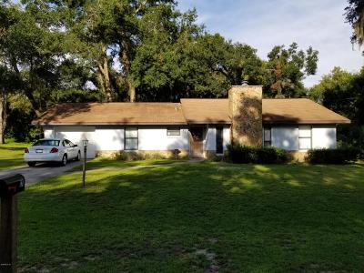 Ocala Single Family Home For Sale: 17 Juniper Pass Trak