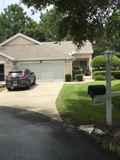Ocala Condo/Townhouse For Sale: 7885 SW 115th Loop