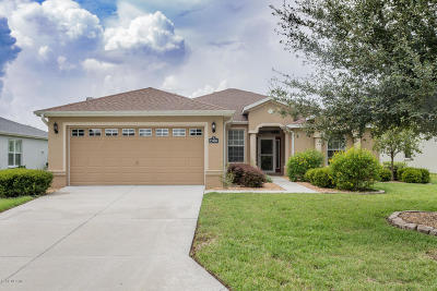 Ocala Single Family Home For Sale: 15484 SW 13th Circle