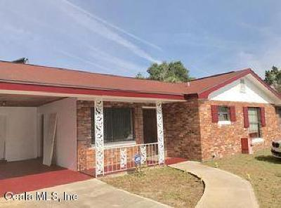 Ocala Single Family Home For Sale: 2004 SW 38th Court