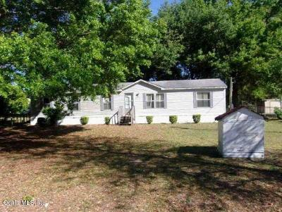 Summerfield Mobile/Manufactured For Sale: 4787 SE 145th Place