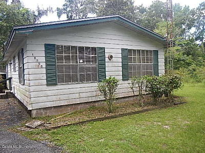 Ocala Single Family Home For Sale: 13790 W Hwy 328