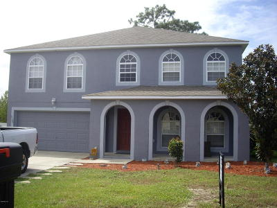 Ocala Single Family Home For Sale: 6120 SE 80th Court
