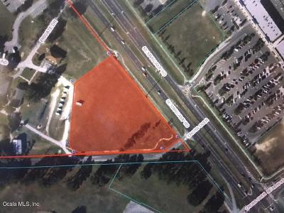 Ocala Residential Lots & Land For Sale: 2800 SE Maricamp Rd