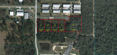 Ocala Residential Lots & Land For Sale: SW 26th St Street #1