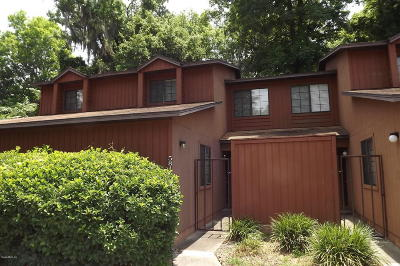 Condo/Townhouse For Sale: 5815 SW 9th Place