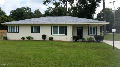 Ocala Single Family Home For Sale: 421 NE 55th Court