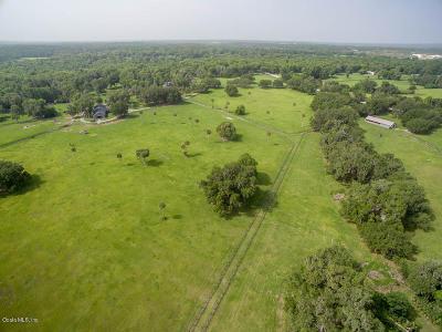 Reddick Farm For Sale: 17353 NW Highway 225