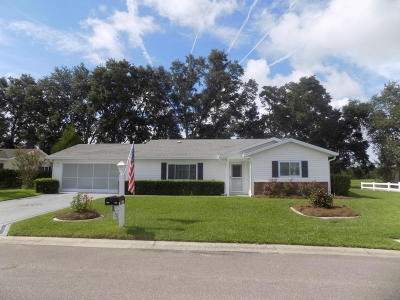 Single Family Home Sold: 17790 SE 95th Circle
