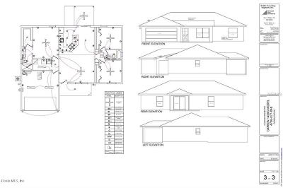 Summerfield Single Family Home Pending: 9751 SE 157th Lane Lane