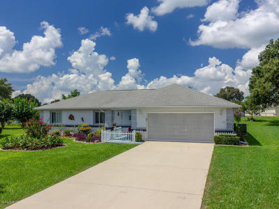 Marion County Single Family Home For Sale: 5980 SW 98th Place