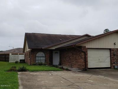 Ocala Single Family Home For Sale: 7737 NE 20th Court