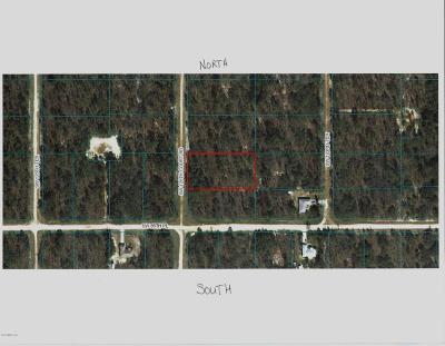 Rolling Hills, Rolling Hills Unit 1-A, Rolling Hills Unit 2, Rolling Hills Unit 2-A, Rolling Hills Unit 3, Rolling Hills Unit 4, Rolling Hills Unit 5 Residential Lots & Land For Sale: SW 125th Court Rd Road