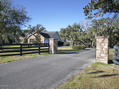 Marion County Farm For Sale: 8280 NW Highway 225a