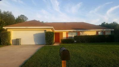 Citrus County, Levy County, Marion County Rental For Rent: 13397 SW 43rd Avenue Road