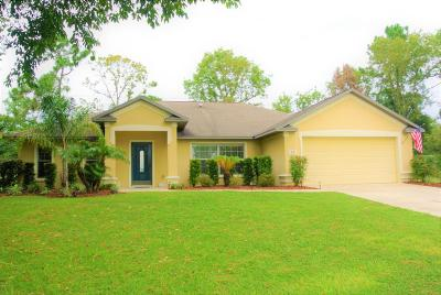 Marion County Single Family Home For Sale: 24 Hemlock Loop Course