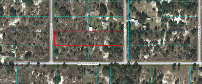 Dunnellon Residential Lots & Land For Sale: SW Marigold Court