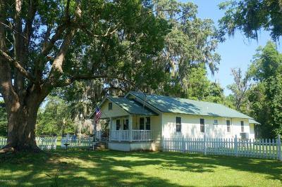 Reddick Farm For Sale: 10151 W Hwy 316