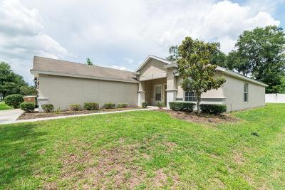 Ocala Single Family Home For Sale: 4087 SW 46th Terrace