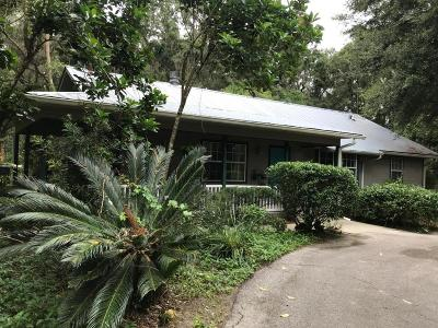Marion County Single Family Home For Sale: 4180 E Hwy 316