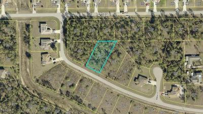 Lehigh Acres FL Residential Lots & Land For Sale: $11,900