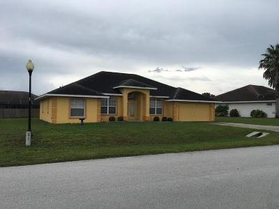 Single Family Home For Sale: 8374 SW 56th Avenue Road