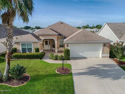 The Villages Single Family Home For Sale: 17978 SE 89th Rothway Court