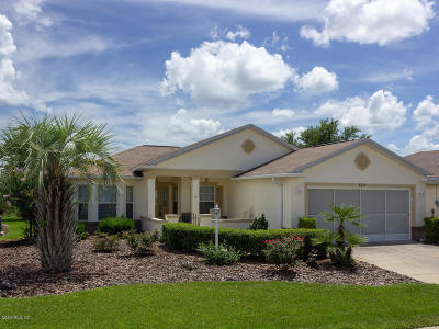 Ocala Single Family Home For Sale: 8026 S 81st Loop